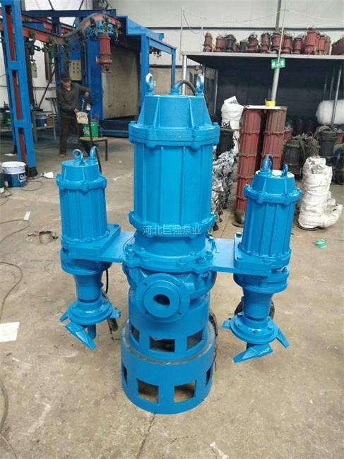 ZJQ潜水渣浆泵