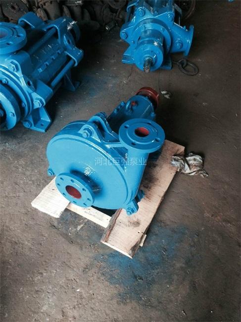 DT脱硫渣浆泵